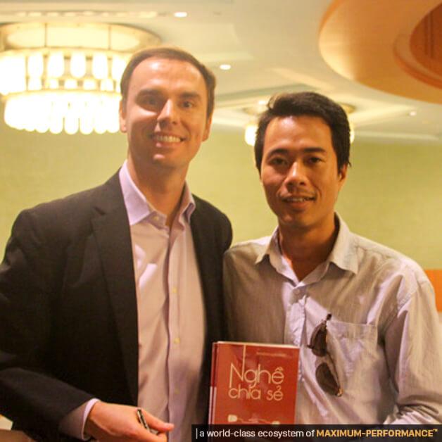 Nguyen Khac Long Brendon Burchard OlymWorld Performance Nang Luc