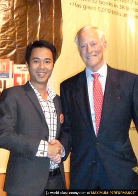 Nguyen Khac Long Brian Tracy OlymWorld Performance Nang Luc