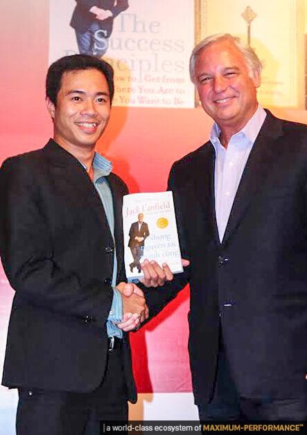 Nguyen Khac Long Jack Canfield OlymWorld Performance Nang Luc