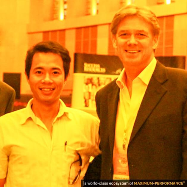 Nguyen Khac Long John Bulley OlymWorld Performance Nang Luc