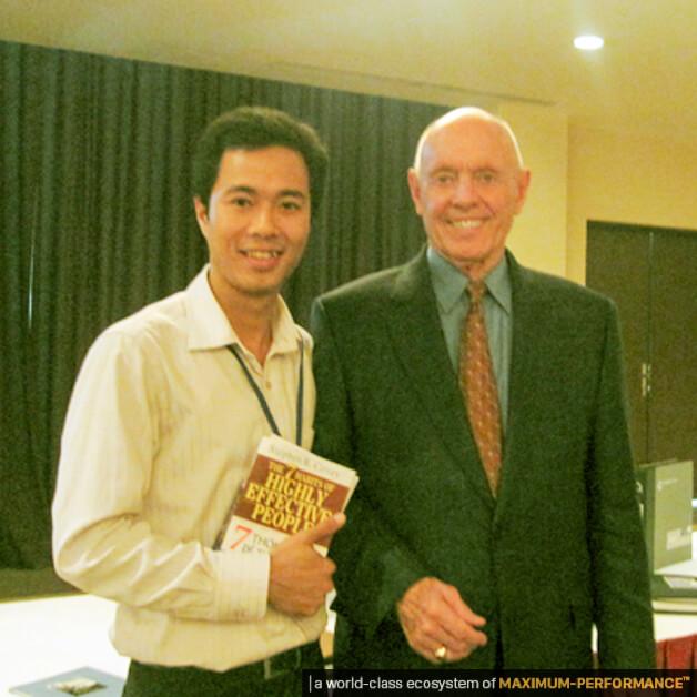 Nguyen Khac Long Stephen Covey OlymWorld Performance Nang Luc