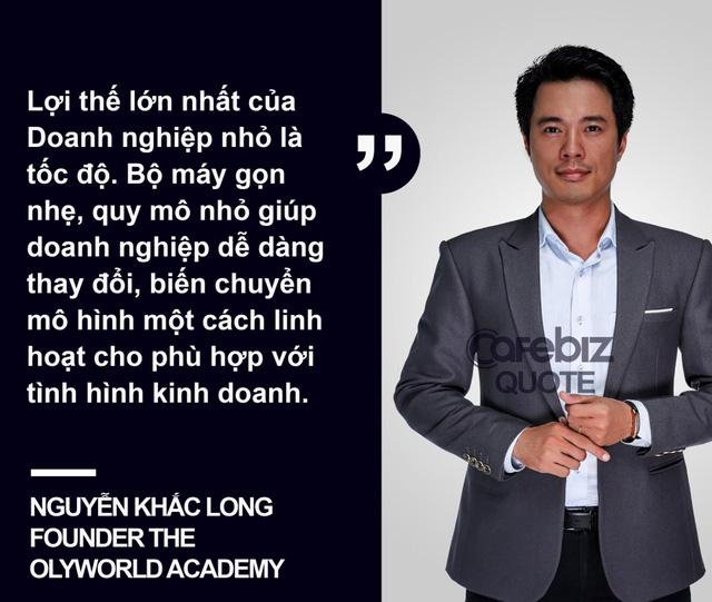 nha dao tao Nguyen Khac Long noi ve lanh dao va quan ly 2