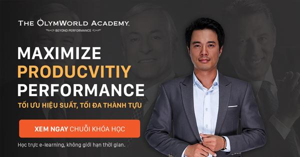 Maximize Productivity Performance- Tối ưu hiệu suất cá nhân, Tối ưu hiệu quả dự án